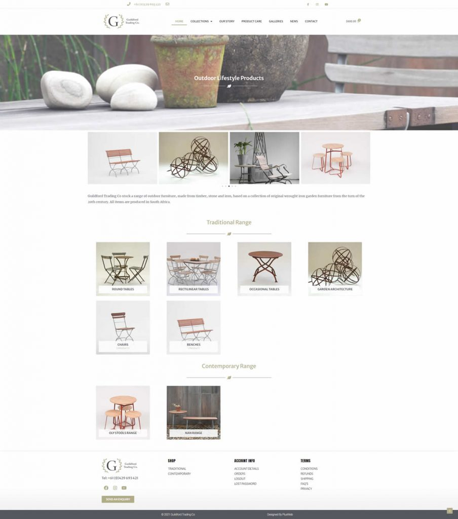 Small Business ECommerce Website Design Perth